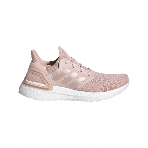 adidas Originals Pink UltraBOOST 20 Sneakers - FV8358