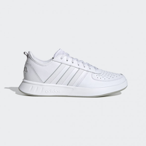adidas Court 80s Shoes Cloud White Mens - FV8541