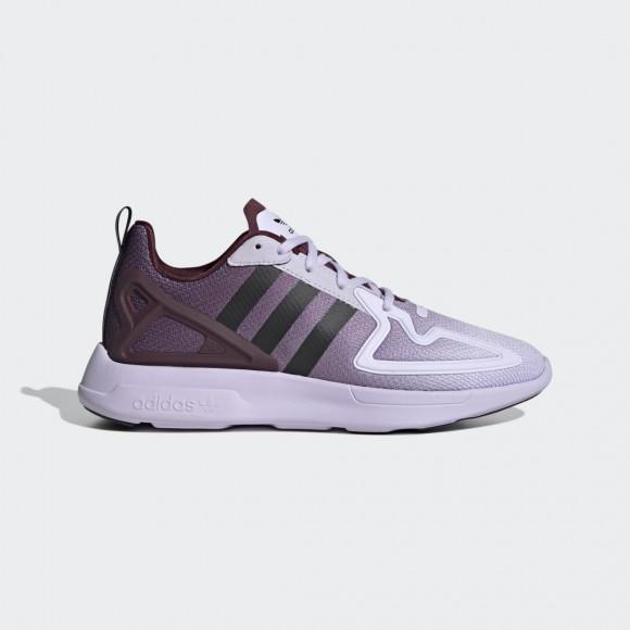 adidas ZX 2K Flux Shoes Purple Tint Womens - FV8630