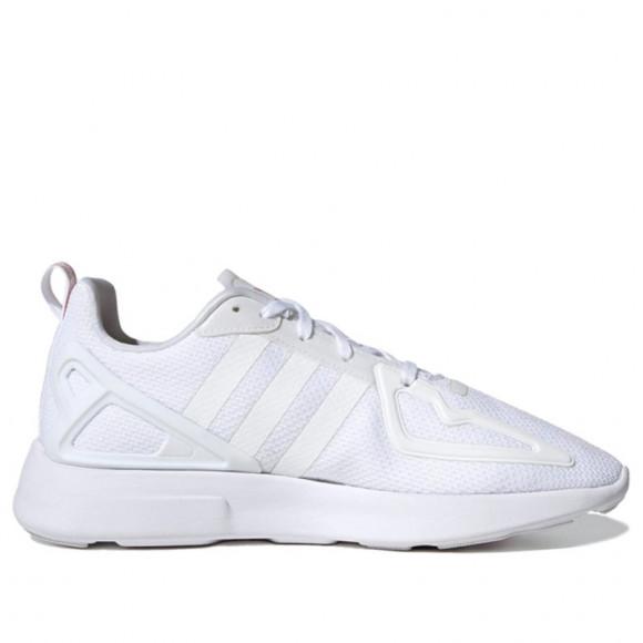 adidas ZX 2K Flux Shoes Cloud White Womens - FV8981