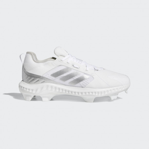 adidas PureHustle TPU Cleats Cloud White Womens - FV9043