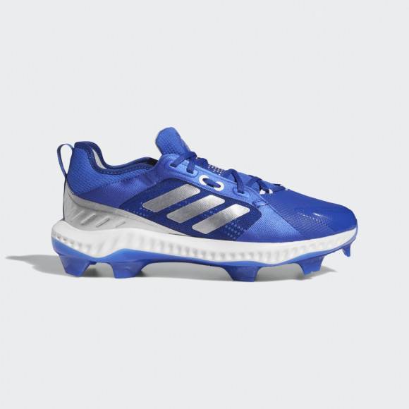 adidas PureHustle TPU Cleats Royal Blue Womens - FV9044