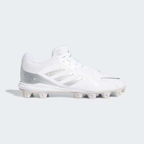 adidas PureHustle Molded Cleats Cloud White Womens - FV9047