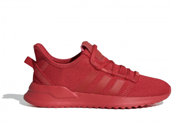 u path run adidas red