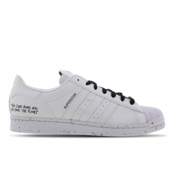 adidas Superstar Clean Classics White Black - FW2293