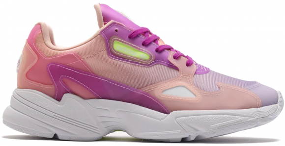 adidas Falcon W Blizard Purple/ Shock Purple/ Haze Coral - FW2486