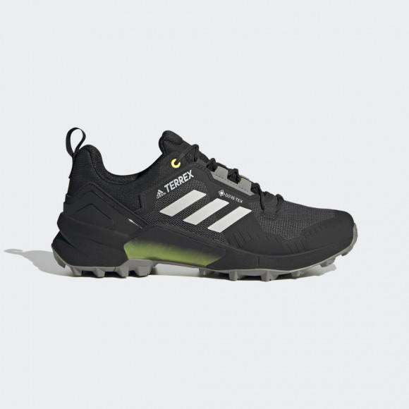 adidas Terrex Swift R3 GORE-TEX Hiking Shoes Core Black Mens