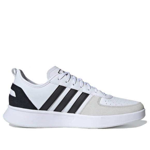 adidas Court 80s Shoes Cloud White Mens - FW2871