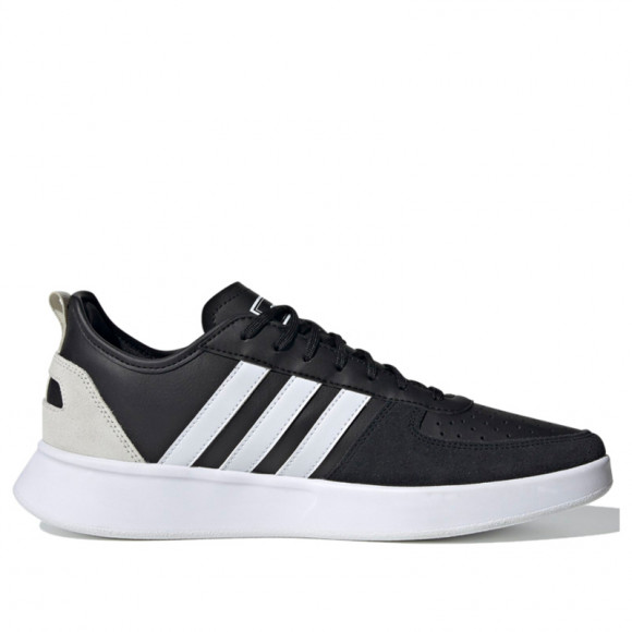 adidas Court 80s Shoes Core Black Mens - FW2872