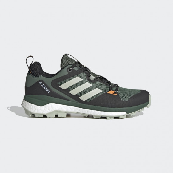 adidas Terrex Skychaser 2.0 Hiking Shoes Green Oxide Mens