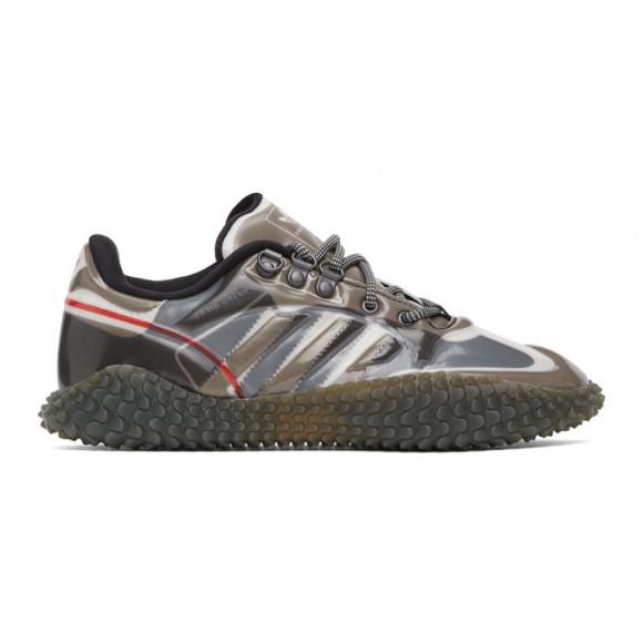 Craig Green Grey adidas Edition CG Polta AKH I Sneakers - FW4184