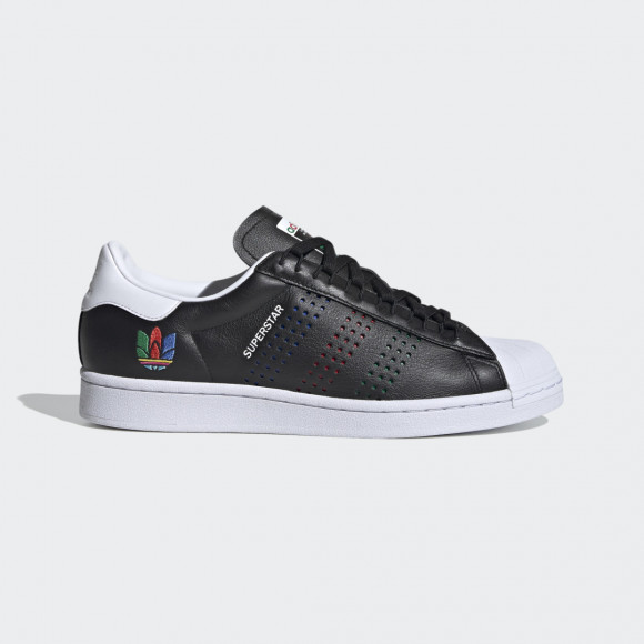 adidas Superstar Shoes Core Black Mens - FW5387