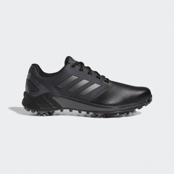 adidas ZG21 Wide Golf Shoes Core Black Mens - FW5550