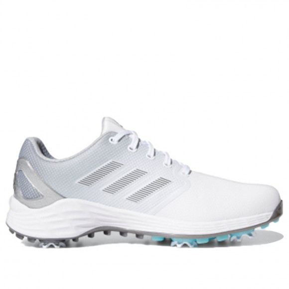adidas ZG21 Wide Golf Shoes Cloud White Mens - FW5551