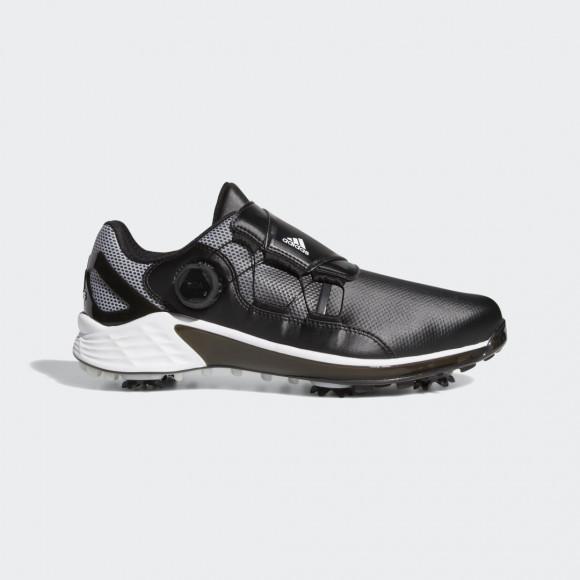 adidas ZG21 BOA Golf Shoes Core Black Mens