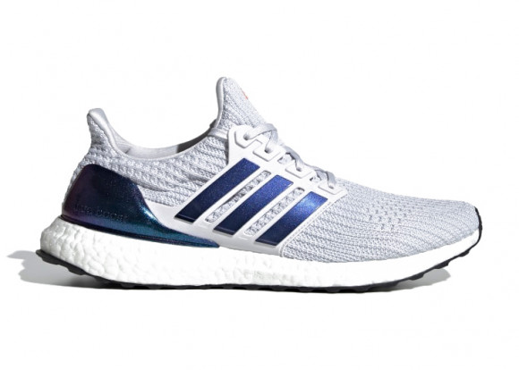Adidas UltraBoost 'Grey White Blue' Grey/White FW5693 - FW5693