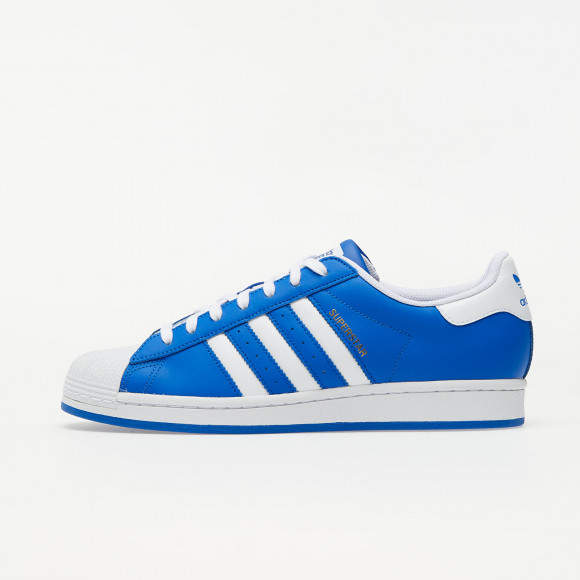 adidas Superstar Blue/ Ftw White/ Gold Metalic - FW6010