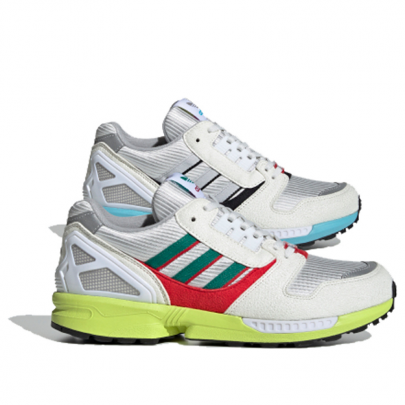 Adidas Overkill x ZX 8000 No Walls Needed Marathon Running Shoes/Sneakers FW7260 - FW7260