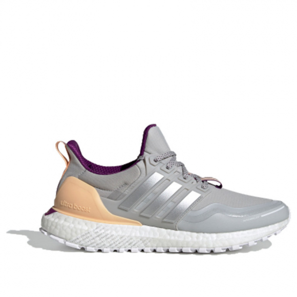 Adidas UltraBoost Guard 'Glow Orange' Grey Two/Silver Metallic/Glow Orange FW7761 - FW7761