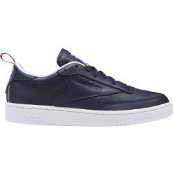 Reebok Club C 85 Vector Navy/ White/ Vector Red - FW7799