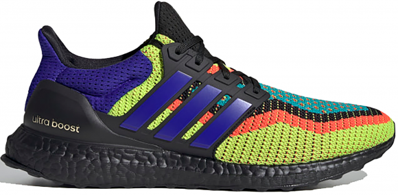 adidas Ultra Boost DNA What The Core Black - FW8711