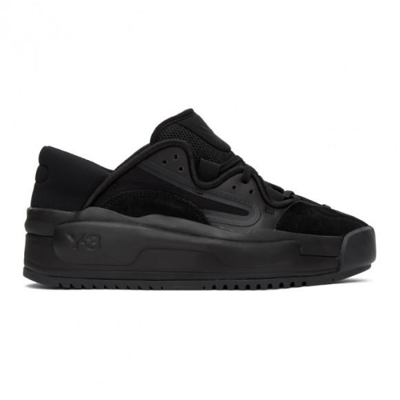 Y-3 Black Hokori II Sneakers - FX0560-FTW-23-D2