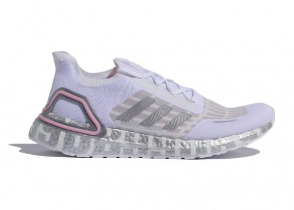 Adidas David Beckham x UltraBoost Summer.Rdy 'White Silver' White/Silver/Pink FX0576 - FX0576