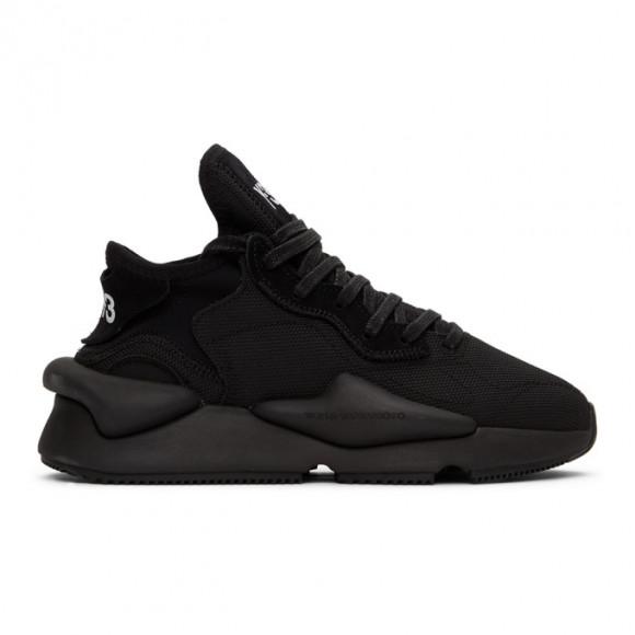 Y-3 Black Kaiwa Sneakers - FX0909-FTW-40-D3