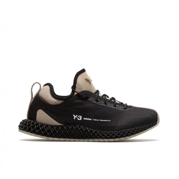 "adidas Originals Y-3 RUNNER 4D IO ""BLACK"" - FX1058"