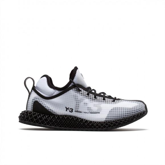 "adidas Originals Y-3 RUNNER 4D IO ""WHITE"" - FX1059"
