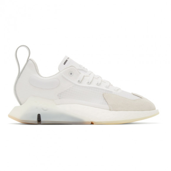 Y-3 White Orisan Sneakers - FX1412-FTW-19-D2
