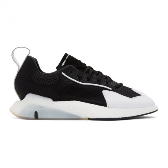 Y-3 Black and White Orisan Sneakers - FX1413-FTW-18-D2