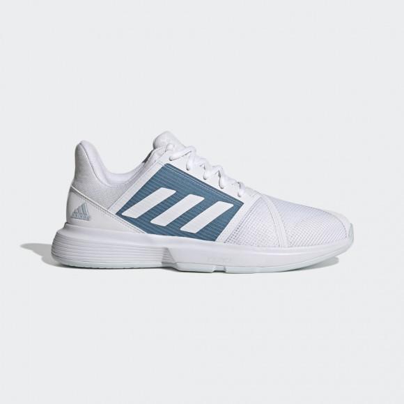 adidas CourtJam Bounce Shoes Cloud White Mens - FX1492