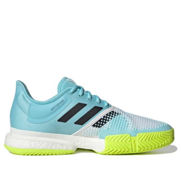 adidas SoleCourt Primeblue Tokyo Tennis Shoes Cloud White Mens - FX1729