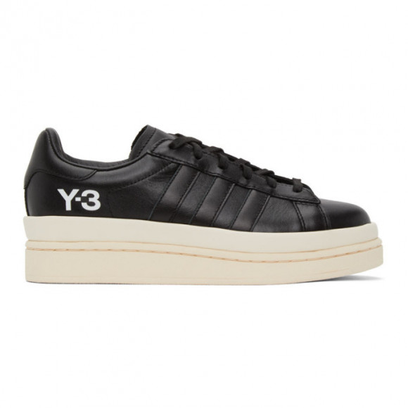 Y-3 Black Hicho Sneakers - FX1752-FTW-9-D1