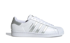 adidas Superstar Ftw White/ Silver Metalic/ Ftw White - FX2329