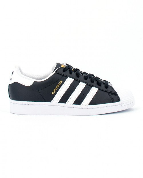 adidas Superstar Shoes Core Black Mens
