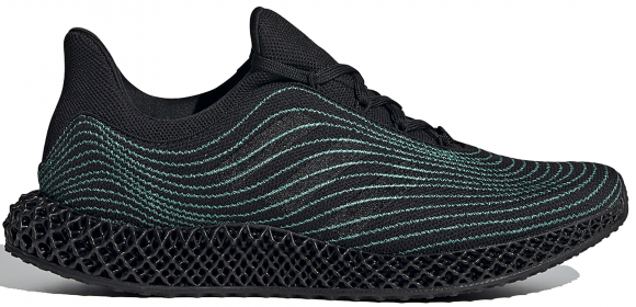 adidas Ultra Boost 4D Uncaged Parley Black - FX2434