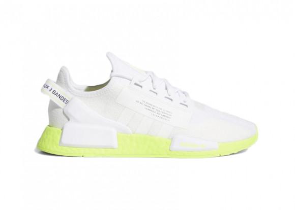 Adidas Nmd R1 V2 Cloud White Neon Fx3903