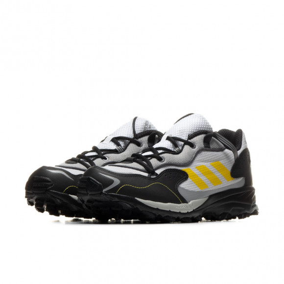 adidas Response Hoverturf White Shock Yellow Black - FX4152