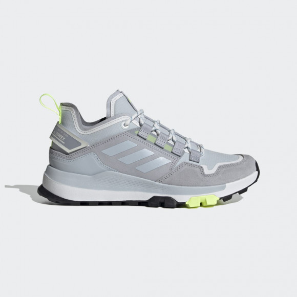 adidas Terrex Hikster Low Hiking Shoes Halo Silver Womens