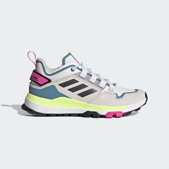 adidas Terrex Hikster Low Hiking Shoes Crystal White Womens - FX4708
