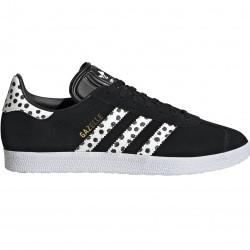 adidas Gazelle Shoes Core Black Womens