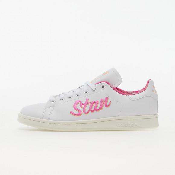 adidas Stan Smith Ftw White/ Screaming Pink/ Off White - FX5569