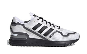Adidas ZX 750 HD 'White Night Metallic' Cloud White/Core Black/Night Metallic Marathon Running Shoes/Sneakers FX7471 - FX7471
