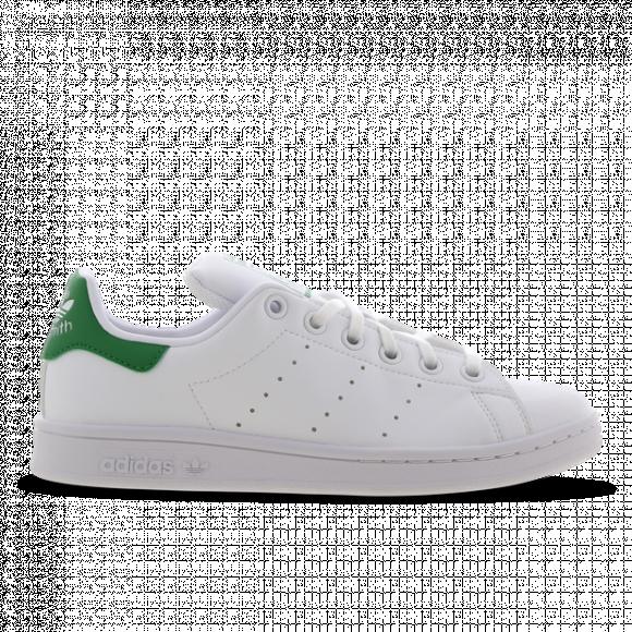Adidas Stan Smith Primegreen Big Kid 'White Green' Cloud White/Green/Cloud White Sneakers/Shoes FX7519 - FX7519