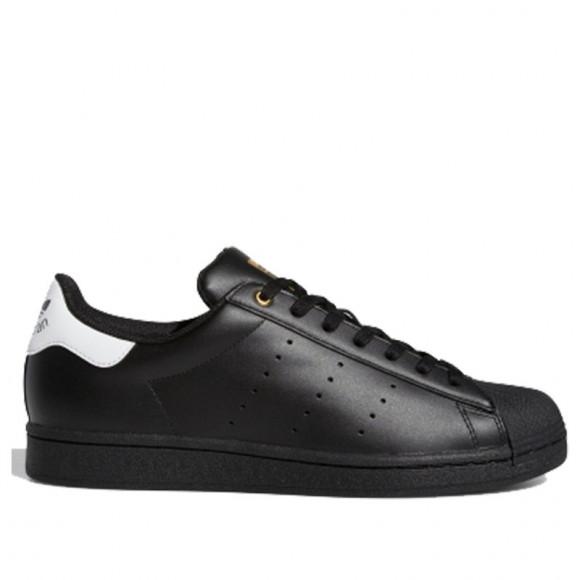 Adidas Superstar Stan Smith 'Core Black' Core Black/Cloud White/Gold Metallic Sneakers/Shoes FX7578 - FX7578