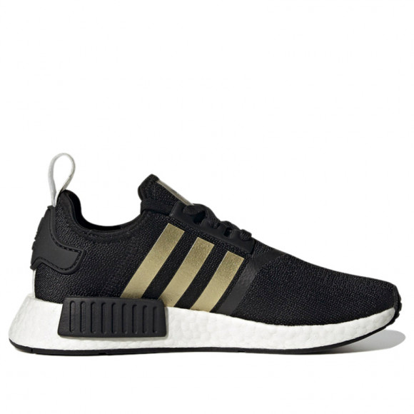 adidas NMD_R1 Shoes Core Black Womens - FX8833