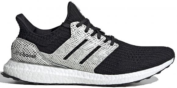 adidas Ultra Boost Snakeskin Black White - FX8933