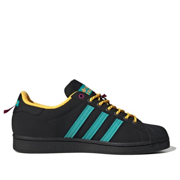 adidas Superstar Shoes Core Black Mens - FX9091
